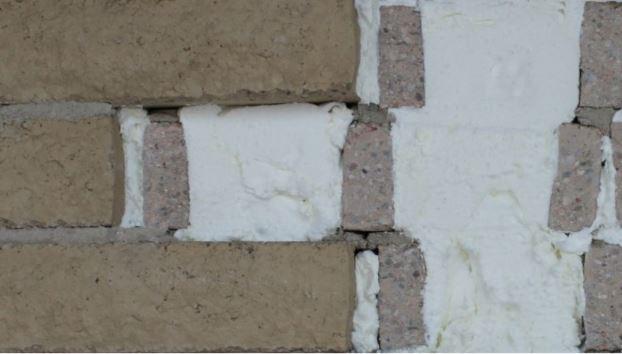 Slump Block Wall Insulation